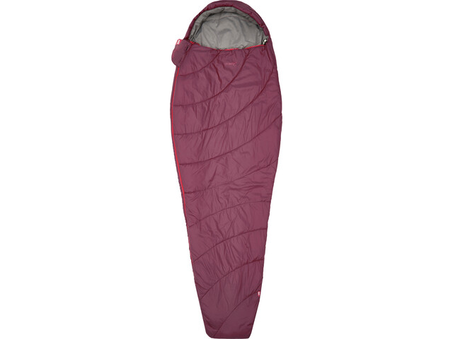 Millet Baikal 750 Sleeping Bag Dame velvet red